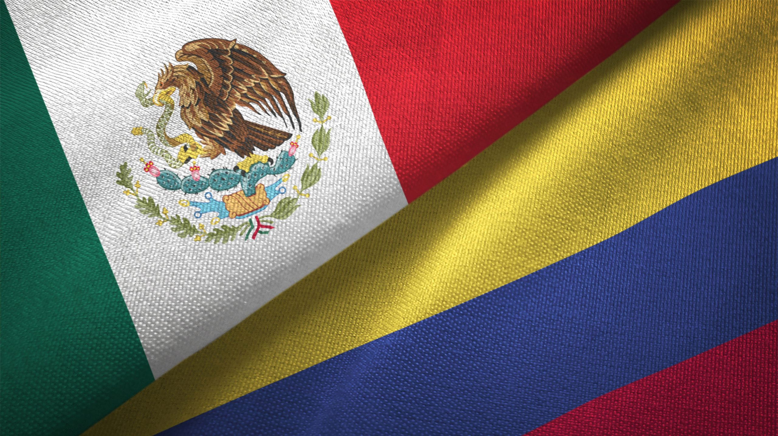 Colombia or Mexico