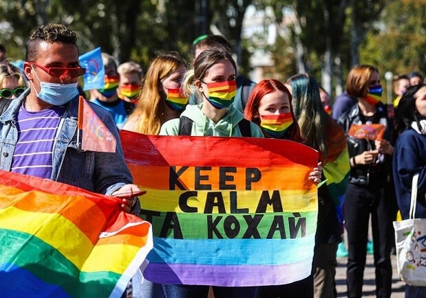Be Safe While Being Yourself: LGBTQ+ Equality Rally in Kyiv, 2021 — How It Was