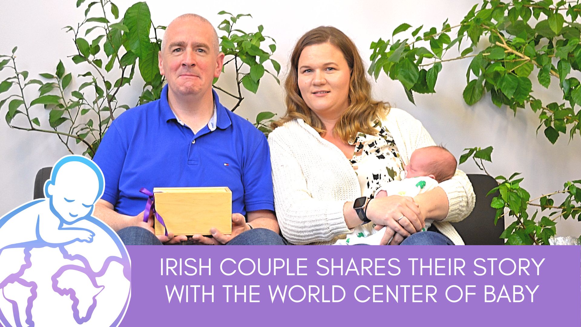 Our Surrogacy Journey — an Irish Couple Shares Their Story With the World Center of Baby